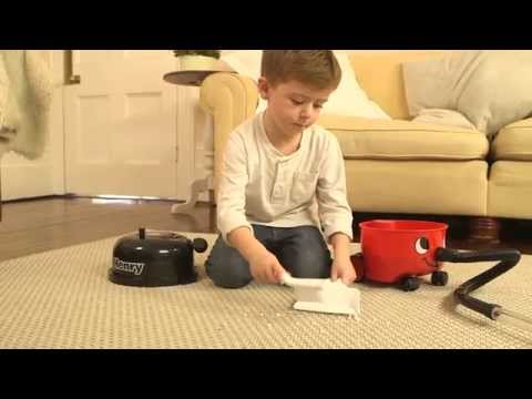 Henry Vacuum, Casdon Toy Vacuum Cleaner
