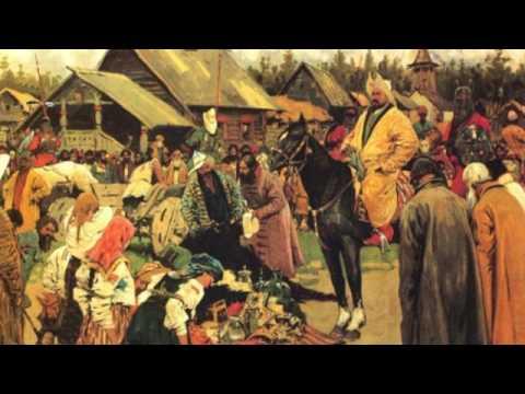 Монголо-татарское иго (рассказывает