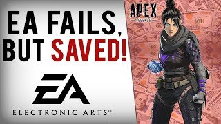 EA Fails BUT Saved As Apex Legends Breaks Records & Challenges Fortnite
