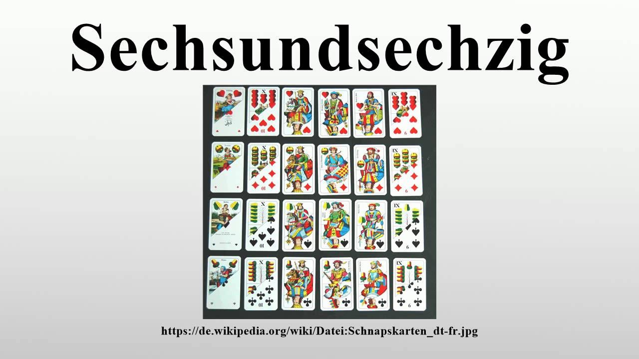 Sechsundsechzig