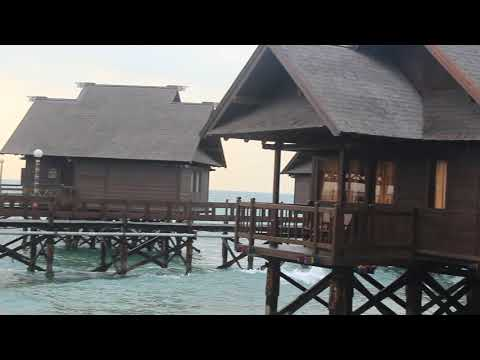 FLOATING RESORT PULAU AYER :: PULAU SERIBU