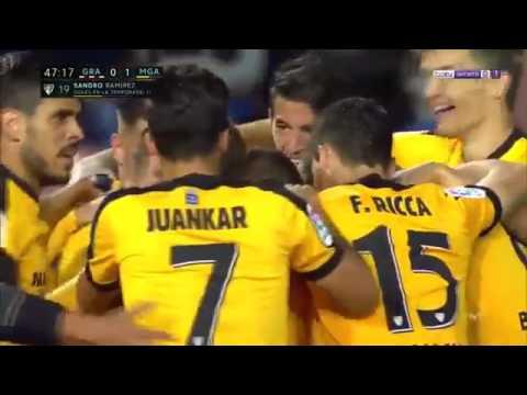 Download Granada vs Malaga  0 2 ● Highlights HD ● 25 April 2017