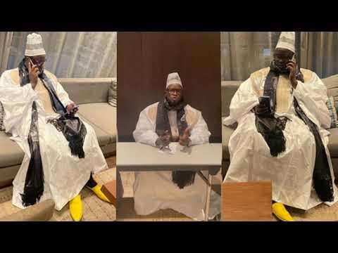 Tabaski 2021,Covid19,Remerciements:L'importante déclaration de Cheikh Mbacké Gadiaga à Dakar Plateau