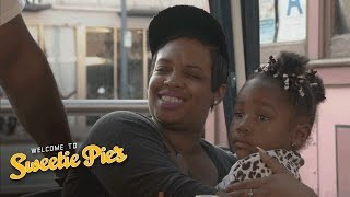 Chloe and Her Daughter Visit NoHo | Welcome to Sweetie Pie's | Oprah Winfrey Network