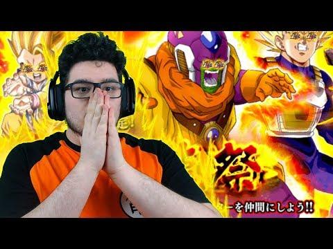 INCREDIBILE LR PULL! #LRKING IS BACK! Dragon Ball Z Dokkan Battle ITA