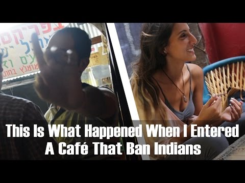 Thumbnail: This Is What Happened When I Entered A Café That Ban Indians