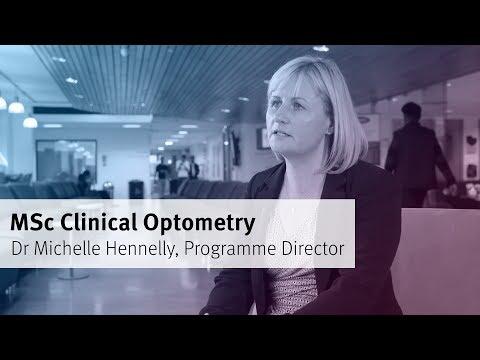MSc Clinical Optometry