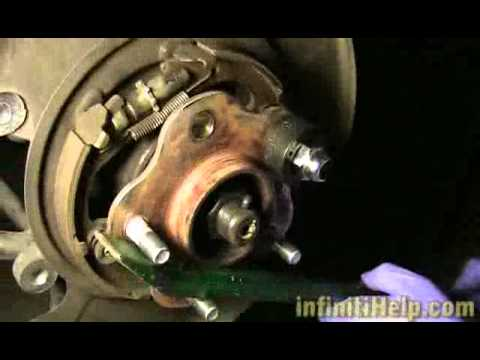 'How to replace a Nissan wheel stud' | Doovi