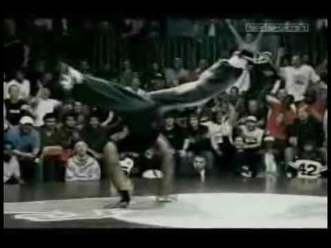 Bboy junior breakdance I know you got soul