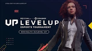 [LIVE PUBGM] RevivaLTV • CODASHOP - Level Up! Esports Tournament Wave 1 Day 1