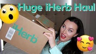 📦 Огромная распаковка заказа IHERB ✦ Huge iHerb haul!