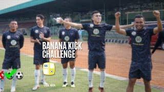 Download Video [Banana Kick Challenge] PS Barito Putera MP3 3GP MP4
