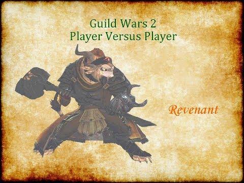 Guild Wars 2 PvP (Revenant(Herald))