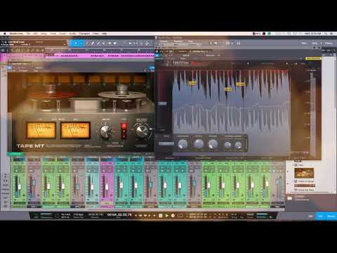 Mixing - Before And After - Tuya Soy - Mix@1-UpStudio.com