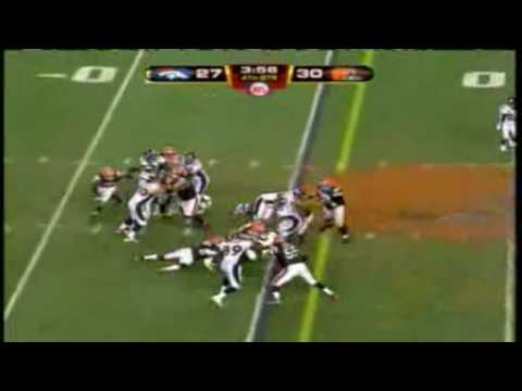 Peyton Hillis the Beast in the Denver Broncos Backfield
