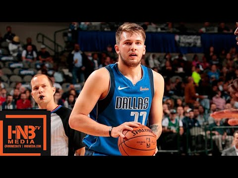 Dallas Mavericks vs Chicago Bulls Full Game Highlights | 10.22.2018, NBA Season