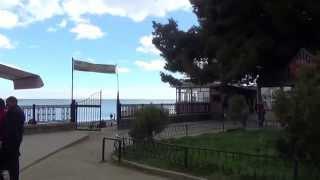 Отдых в Крыму. Курорт Алушта(Видео с набережной Алушты., 2015-05-24T09:08:35.000Z)