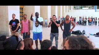 Amazing Paris Street Dance Show (Esplanade du Trocadéro) part 02