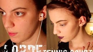 LORDE - Tennis Court Inspired Make Up Tutorial + Hair Mp3