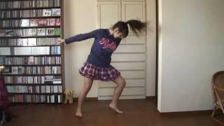 uteのメンバー岡井千聖が『踊ってみた』にまた挑戦! 今回は、昨年末の...