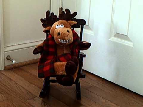 grandma got run over by a reindeer cute toy