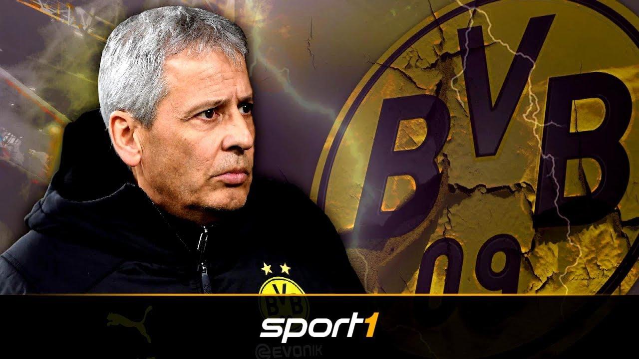 Das ist Dortmunds Plan mit Lucien Favre | SPORT1 - FANTALK