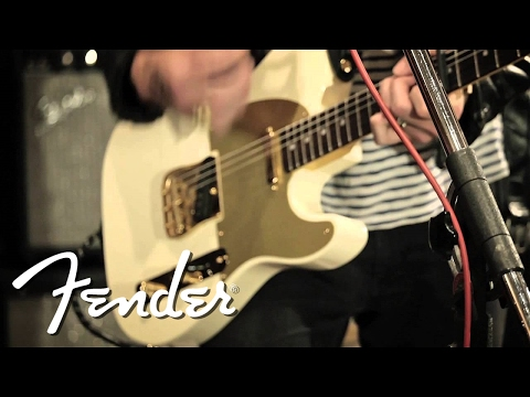 Fender Studio Sessions | Butch Walker Performs 'Closest Thing To You I'm Gonna Find' | Fender