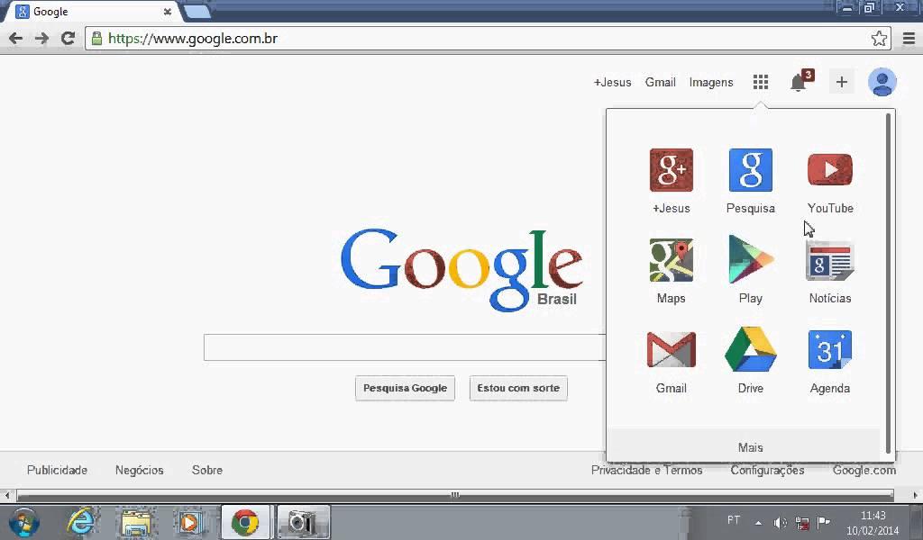 Entrar Na Conta Gmail No Google