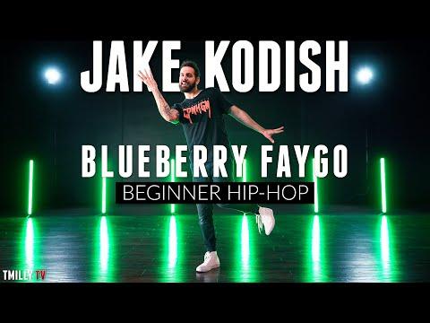 Lil Mosey - Blueberry Faygo - Beginner Choreography by Jake Kodish