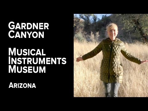 E04.Musical Instrument Museum (MIM) and Camping outside Tucson