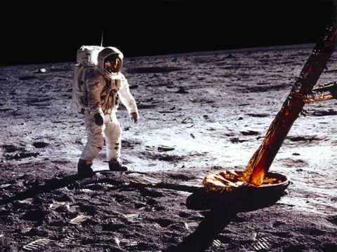 Walking On The Moon - Apollo 11