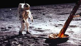 Walking On The Moon - Apollo 11
