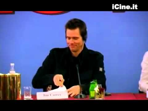 YES MAN - Jim Carrey Zooey Deschanel Peyton Reed PRESS CONFERENCE Conferenza Stampa 1 (audio Eng)