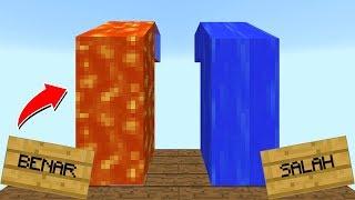 PUSING BANGET MAIN MAP INI GILA! - Minecraft Indonesia