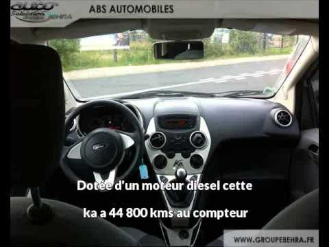 Ford Ka Occasion Visible A Bretigny Sur Orge Presentee Par Abs Automobile