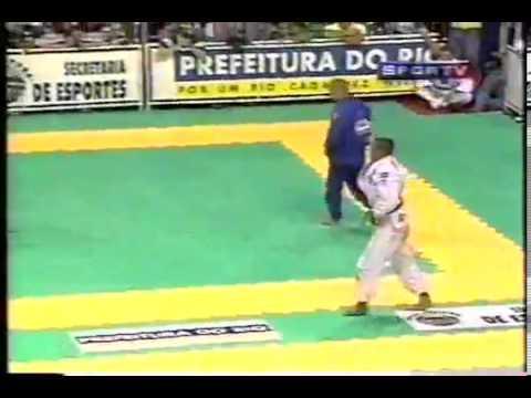 Leo Vieira vs. Royler Gracie 1999 Worlds Final