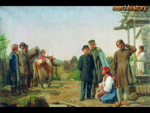 Как правильно покупать и продавать крепостных крестьян