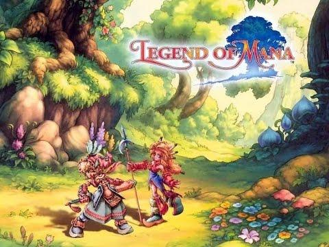 (PS1) Legend of Mana [Part 1-1] วิธีผ่าน บรรยายไทย แปลเนื้อเรื่อง 100%