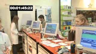 Staff3 | Robot in Farmacia