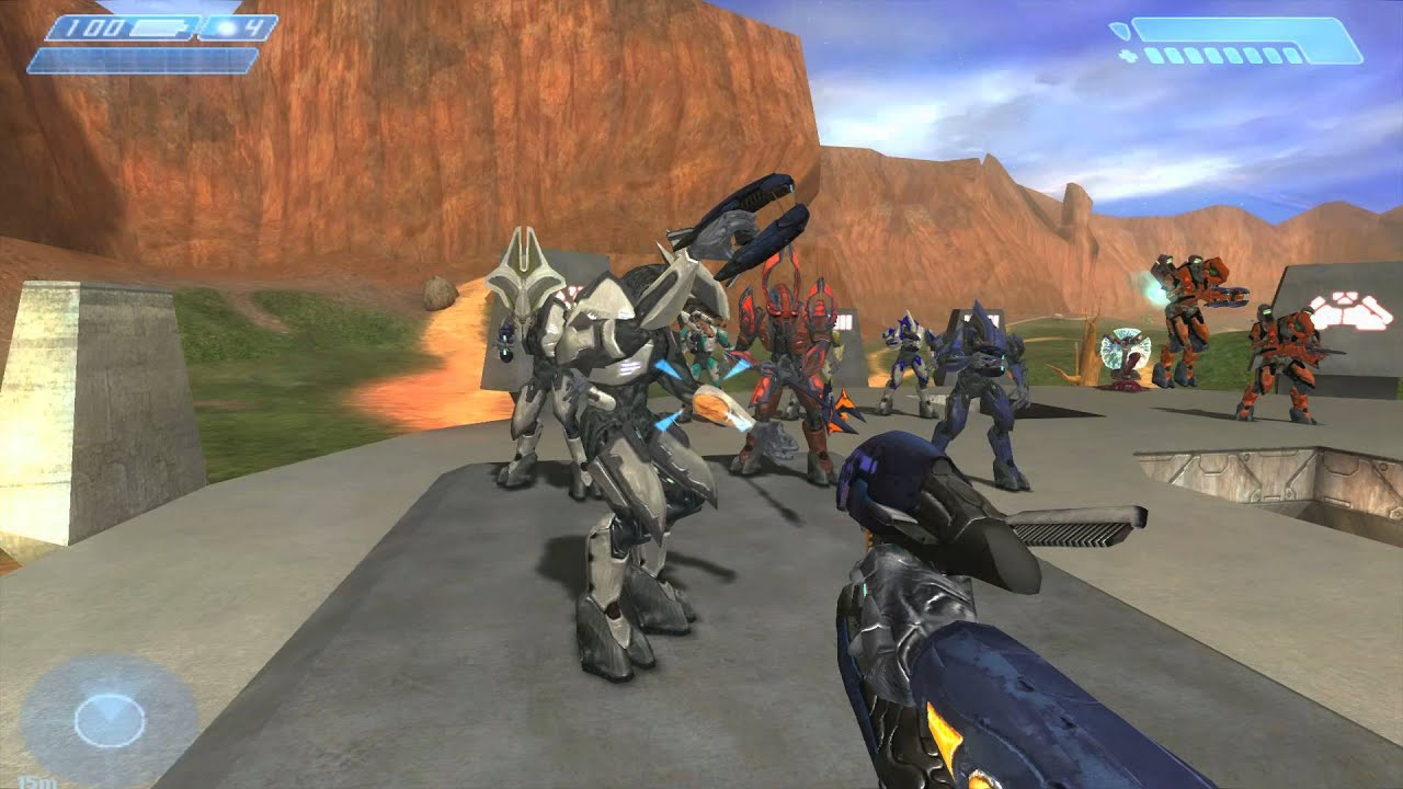 Halo ce open sauce and animation test youtube for Portent halo ce