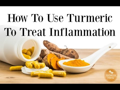 How To Use Turmeric for Inflammation