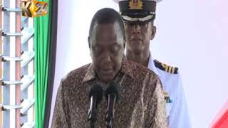 PRESIDENT KENYATTA ADDRESS: Uhuru meets security chiefs in Mombasa