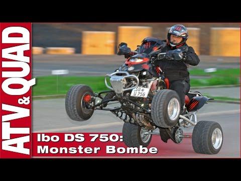 Ibo DS 650: Monster Bombe