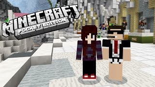 JOGANDO BED WARS AO VIVO NO MINECRAFT POCKET EDITION