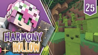 THE TRUTH ABOUT HARMONY HOLLOW - MINECRAFT - HARMONY HOLLOW SMP #25