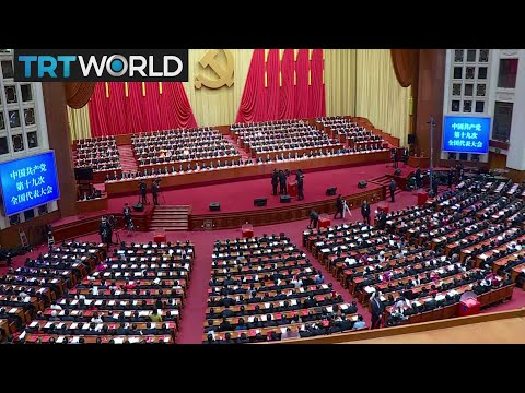 Money Talks: Chinese Communist Party constitution ideology
