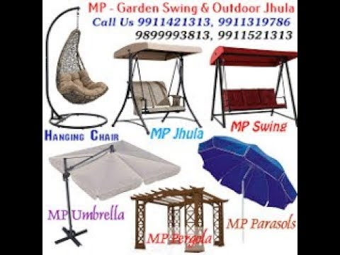 Jhula Market in Delhi, Manufacturer of Garden Swing, Indoor Swing, China swing for Garden,