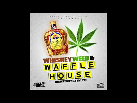 JellyRoll Feat. Worm - In My Zone (Whiskey Weed & Waffle House)