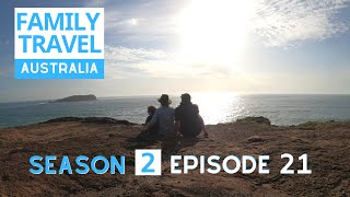 QUEENSLAND TO TASSIE ROAD TRIP | Spectacular Northern NSW | Family Travel Australia EP 21 Season 2