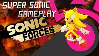 Vídeo Sonic Forces